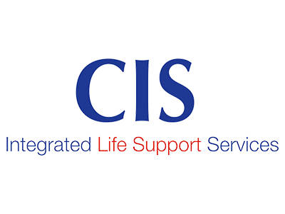 Logo CIS Group: Integrated Life Support Services