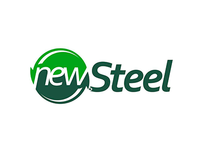 Logo New Steel